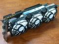 【アキバこぼれ話】5スロット占有の大型VGAクーラーARCTIC COOLING「Accelero Xtreme IV」シリーズがオリオスペックで展示中