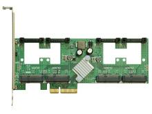 mSATA SSD×4枚搭載できるインターフェイスカード! 玄人志向「mSATARI4-PCIe」発売