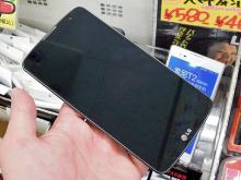 背面キー搭載の5.9インチスマートフォン「G Pro 2」がLGから!