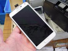 指紋認証&高速AFカメラ搭載のSAMSUNG製スマホ「GALAXY S5」が登場!