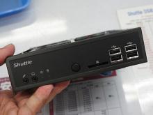 Haswell対応の薄型ベアボーンがShuttleから!  「DS81」近日発売