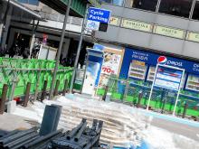 秋葉原公園、自転車駐車場を新設! 2時間までは無料
