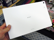 Sony Mobile製Androidタブレット「Xperia Z2 Tablet」にLTEモデルが登場!