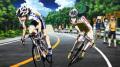 自転車競技アニメ「弱虫ペダル」、巻島VS東堂のラストクライムを描いた第29話「山頂」の先行場面写真が到着! 声優コメントも