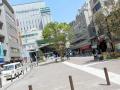 秋葉原公園、改修工事終了で利用再開! 公園というよりも駅前広場?
