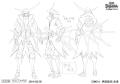 TVアニメ「戦国BASARA Judge End」、スタッフ発表! キービジュアル、キャラ設定画、ストーリーも