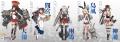 艦これ、第53回静岡ホビーショー限定ポスター3枚セットの絵柄を公開! 主催者である静岡模型教材協同組合が販売