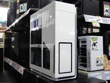 PHANTEKS、高冷却仕様フルタワーPCケース「Enthoo Primo」のホワイト版が5月16日に発売!