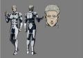 未来のゴキブリVS人間バトルアニメ「テラフォーマーズ」、キャラクターデザインを公開! OVA版はコミックス第10巻/第11巻に同梱