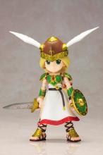 名作ゲーム「ワルキューレの伝説」、主人公・ワルキューレをコトブキヤがプラモデル化! 9月に発売