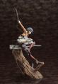 進撃の巨人、超リアルで躍動感あふれる「ミカサ・アッカーマン」フィギュアがコトブキヤから! 限定特典はラバーストラップ