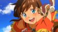 「翠星のガルガンティア」、新コンテンツ「キャラクターノベル」公開! 月1で新作エピソードを追加