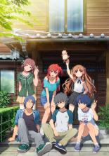 TVアニメ「あの夏で待ってる」、一挙配信が決定!  6月14日には声優出演特番「あの夏が帰ってくる」