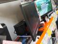 没入感高めた狭額ベゼル採用のゲーム/動画向け液晶モニタ! EIZO「FORIS FS2434」先行展示スタート
