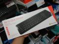 トラックパッド付きのワイヤレスキーボードがMSから! 「All-in-One Media Keyboard」発売