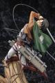 進撃の巨人、超リアルで躍動感あふれる「リヴァイ」フィギュアがコトブキヤから! 限定特典はラバーストラップ