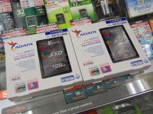 SMI社製コントローラー採用2.5インチSSDの新モデル「SP610」がA-DATAから! 128GB/256GBモデル発売