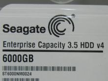 容量6TBのニアライン向けHDDがSeagateから登場! 「ST6000NM0024」発売