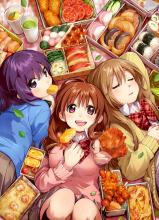 「幸腹グラフィティ」、TVアニメ化が決定! まんがタイムきららミラク連載中の食事4コマ