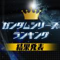 【結果発表】「ガンダムシリーズランキング」、逆シャアが堂々の1位! 2位にファースト、接戦を制したユニコーンが3位に滑り込み