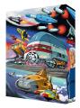 「科学救助隊テクノボイジャー」、DVD-BOX用イラストは金田直系・越智一裕による描き下ろし! 応援メッセージ/イラストも公開