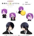 秋アニメ「繰繰れ!コックリさん」、新たなキャラ設定画とPV第1弾を公開! ナレーションは田村ゆかり