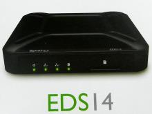 手のひらサイズの高耐久のNASサーバ! Synology「EDS14」発売