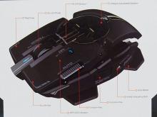 本体サイズと重量が調節できるゲーミングマウス! ZALMAN「ZM-GM4」発売