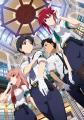 国鉄の鉄道公安隊アニメ「RAIL WARS!」、BD/DVDは全6巻でリリース! きゃにめ.jp限定版には「お色気のウスイホン系肌色」などが付属