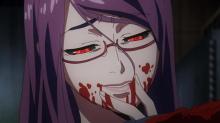激しい狂気と緊張感…! 食人怪人アニメ「東京喰種トーキョーグール」、第1話の先行場面写真を公開