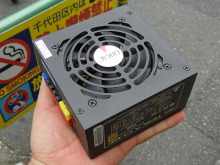 SFX仕様で大容量のGOLD電源がディラックから! 「TESLA CUBEシリーズ」が近日発売