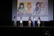 「お姉ちゃんのねぼすけ」生披露も! TVアニメ「ご注文はうさぎですか?」、声優トークショー付きオールナイト一挙上映会レポート