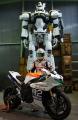 実写版パトレイバー、98式AVイングラムYZF-R1でバイクレースへ参戦! 鈴鹿8耐ではエヴァ初号機ZX-10Rとのバトルが実現