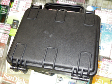 防水・防塵・耐衝撃仕様の3.5インチHDD用ケース「HDD Guard Pro1 CHDG-PRO1」がセンチュリーから!