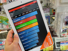 Rockchip「RK3288」&WQXGAディスプレイ搭載の8.9インチタブレット「P90HD」がTeclastから!