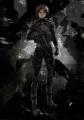 アニメ映画版「虐殺器官」「ハーモニー」、redjuice描き下ろしの新ビジュアルを発表! 原作小説の新版リリースも決定
