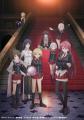 TVアニメ「トリニティセブン」、10月スタート! キービジュアルとキャストが解禁に