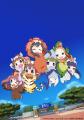 オリジナルアニメ「うぇいくあっぷがーるZOO!」、制作決定! Ordetとモリケンによる「Wake Up, Girls!」スピンオフ作品