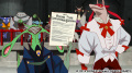 ボンズ、15周年記念で「キャプテン・アース」「スペース☆ダンディ」のコラボイベントを開催! 最終話の先行上映やトークショー