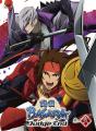 「戦国BASARA Judge End」、アニメオリジナルキャラ・磯野員昌を含む新たなキャラ設定画を公開!