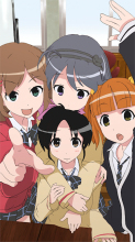 「てさぐれ!部活もの」、まさかの第3期制作が決定! てさぐり状態で始動したオリジナル3DCGアニメ