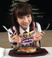 秋葉原のアイドル育成カフェで働く大食いアイドル! もえのあずき、テレビ東京「元祖!大食い王決定戦」で総合2位の快挙