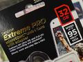 高速/大容量のmicroSDカードがSanDiskから発売! 読み書き90MB/sec以上