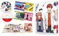 2014夏アニメのダークホース作「月刊少女野崎くん」、Blu-ray&DVD第2巻のジャケット公開! 映像特典も追加!