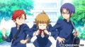 TVアニメ「ガンダムビルドファイターズトライ」、前作同様にBD版はBOXでリリース! 第1巻には第13話までを収録