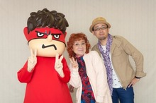 野沢雅子と杉田智和が、あの「鷹の爪」の1人全役アフレコに挑戦! なんと1人8役のお宝映像が完成!