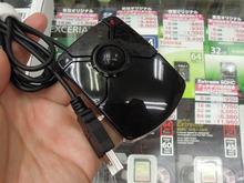握って使える小型トラックボール「CST マイクロトラックボール 01」が登場!