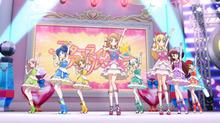 アニメ映画「劇場版アイカツ!」、予告編が解禁に! トップアイドルの美月が引退を示唆?