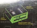 GeForce GTX 760搭載の超小型ゲーミングPC! GIGABYTE「BRIX Gaming」発売