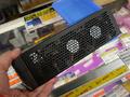 3画面出力対応Shuttle製小型ベアボーンキット「XH97V」が近日発売!